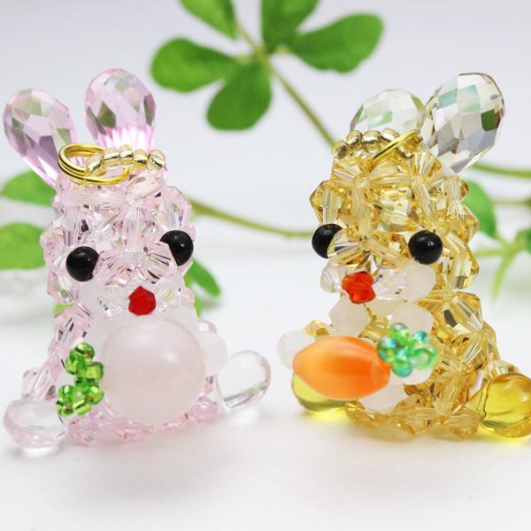 クリスタルペット 【人参ウサギ】: image 2
