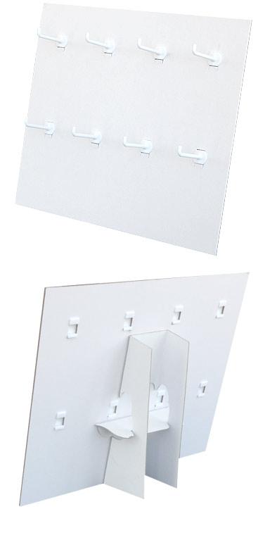 紙什器POPセット(FPピッコロアンクレット・メガネチェーン専用)商品画像