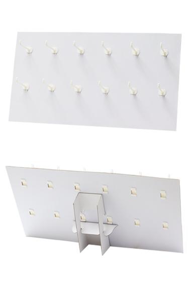 紙什器POPセット(幸せを呼ぶ誕生石ブレスレット・天使の守護石バッグチャーム専用)商品画像